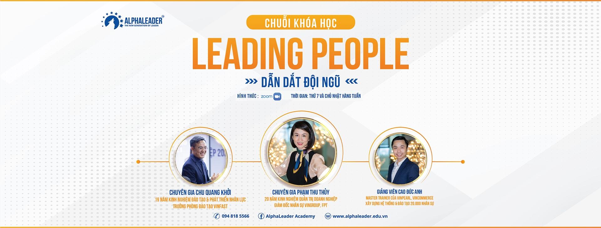 Chuoi Online Leading People